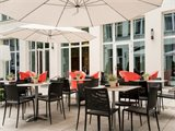 Adina Apartment Hotel Berlin Checkpoint Charlie - Terrasse
