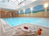 AKZENT Hotel Am Burgholz - Schwimmbad