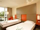 ATLANTIC Hotel an der Galopprennbahn - Twin Bed Zimmer