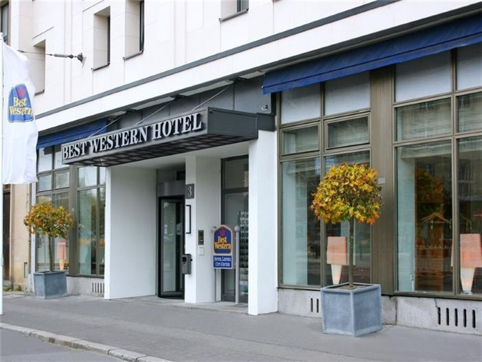 Best Western Hotel Leipzig City Center - Hotelansicht