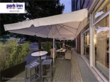 Centro Hotel Berlin City West - Terrasse