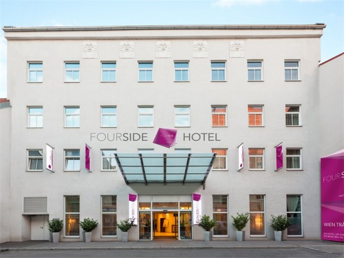 FOURSIDE HOTEL VIENNA CITY CENTER - Hotelansicht