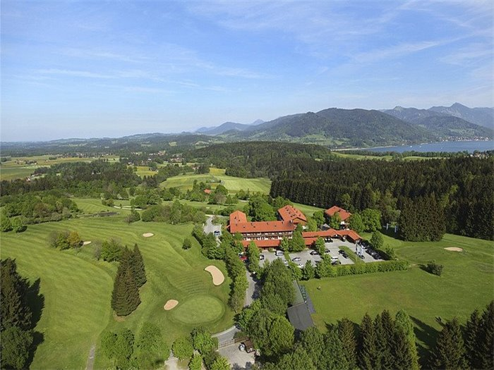 Golf & Country Club Hotel Margarethenhof - Hotelansicht