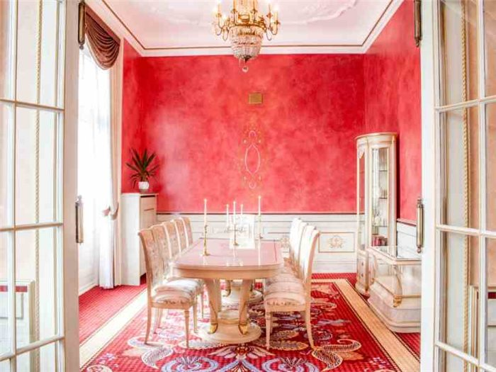 Meetingraum Roter Salon