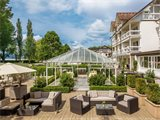 Hoeri am Bodensee - Lounge Terrasse