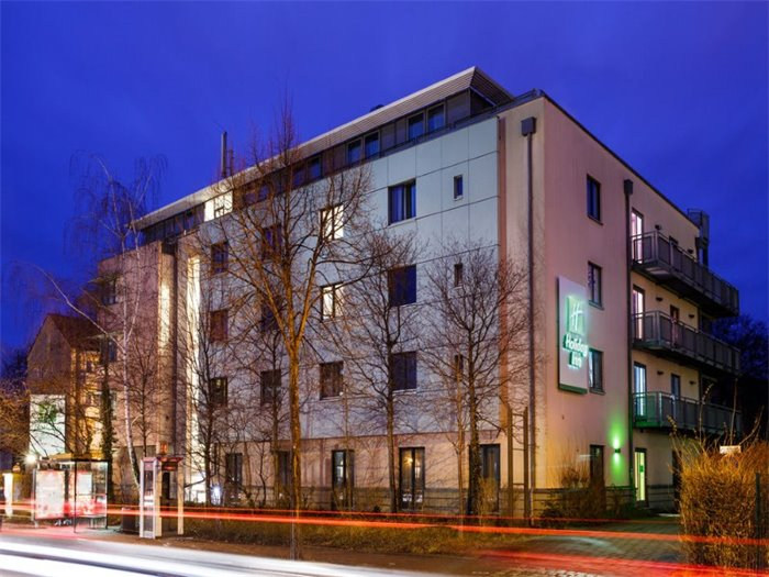 Holiday Inn Dresden - City Süd - Hotelansicht