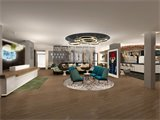 Holiday Inn Villingen-Schwenningen - Rezeption / Lobby