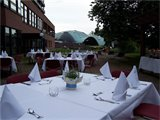 Hotel an der Therme Bad Orb - Terrasse