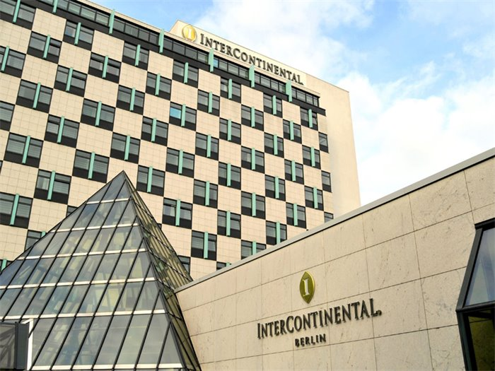 InterContinental Berlin - Hotelansicht