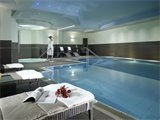 Leipzig Marriott Hotel - Wellness Bereich