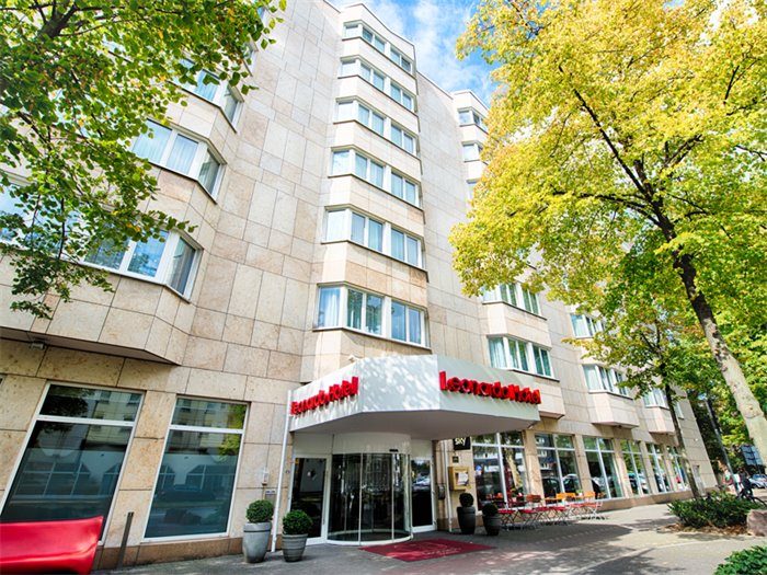 Leonardo Hotel Düsseldorf City Center  - Hotelansicht