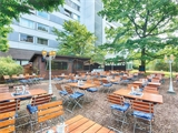 Leonardo Hotel Frankfurt City South  - Biergarten