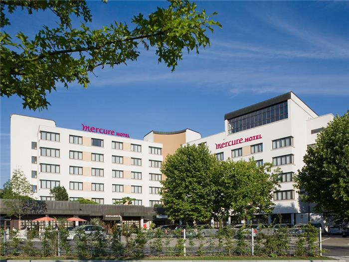 Mercure Hotel Offenburg am Messeplatz - Hotelansicht