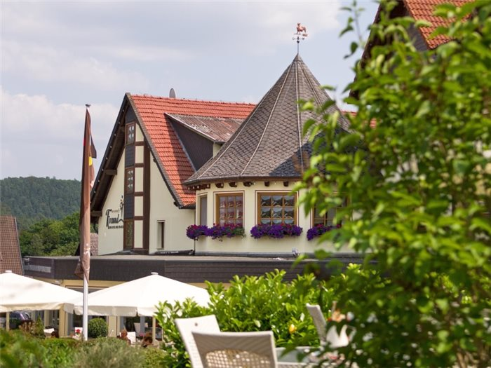 Romantik Hotel Freund & SPA-Resort - Hotelansicht
