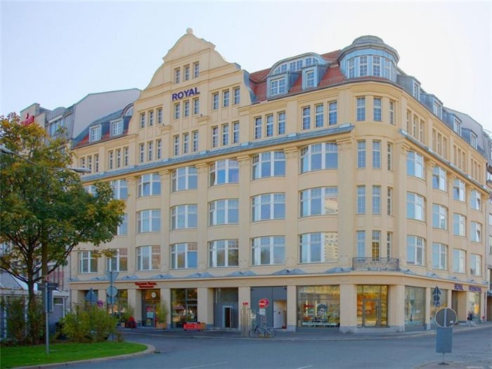 Royal International Leipzig Hotel - Hotelansicht