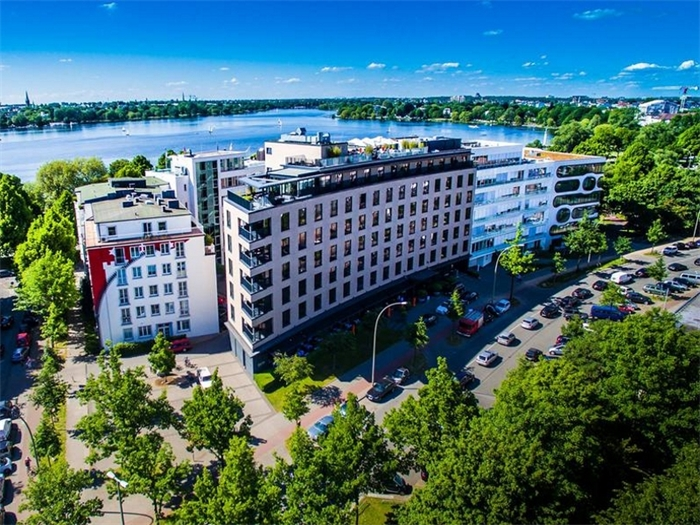 The George Hotel - Hotelansicht