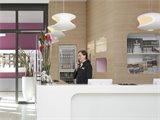 WELCOME HOTEL FRANKFURT - Empfang