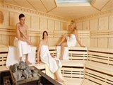 Wellness-Privathotel Post an der Therme - Sauna