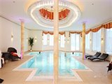 Wellness-Privathotel Post an der Therme - Schwimmbad