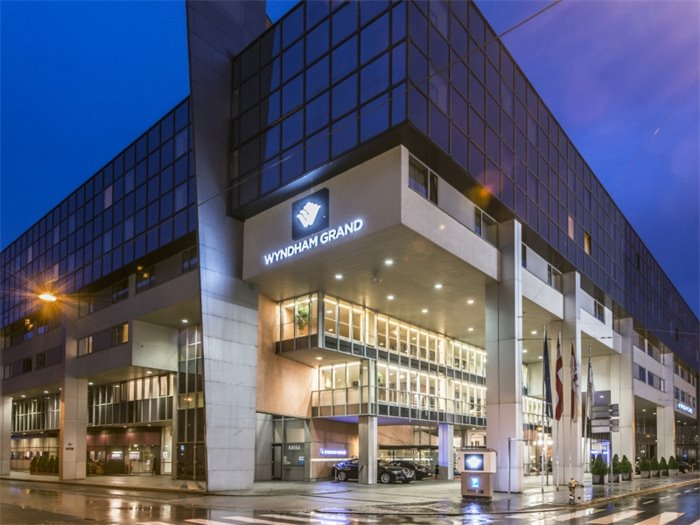 Wyndham Grand Salzburg Conference Centre - Hotelansicht